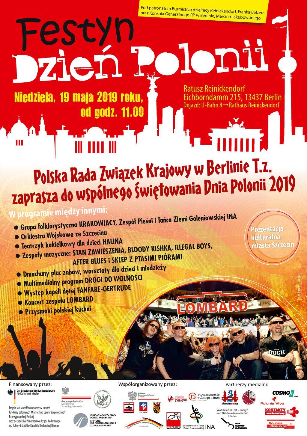 2019 Dzien Polonii w Berlinie